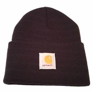 Carhartt Knit Hat Cap Beanie Brown NWT